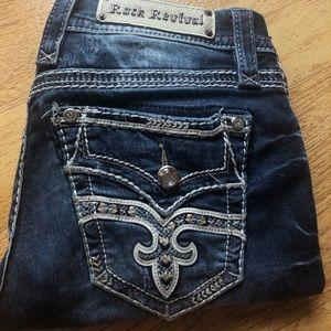 Rock Revival (ankle skinny linnet)